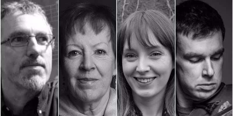 Noel Hill, Tríona Ní Dhomhnaill, Helen Diamond, Liam O'connor